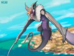Wild Noivern by Namh