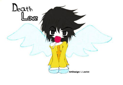 Lawliet? by cockaynesoup
