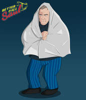 Better Call Saul - Chuck McGill by Flachzange