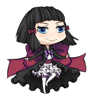 Chibi commission example #2 by x--lalla--x