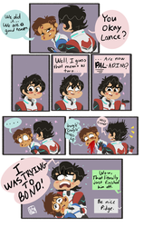 Voltron: PAL-adins by StrixMoonwing