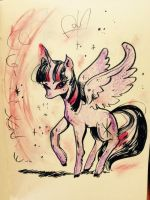 twilight by PuffPink