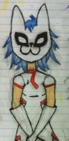 Noodle by 4CatsinaBoat