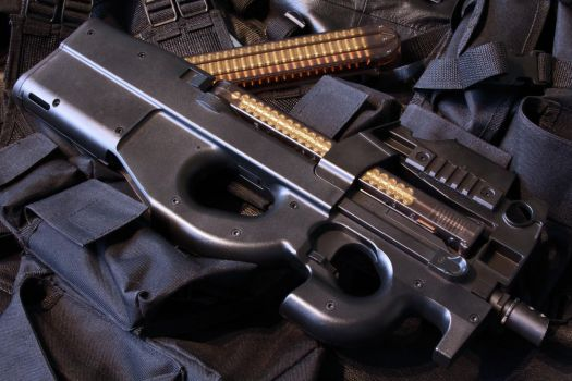 FN P90-RD by SWAT-Strachan