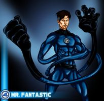 Mr Fantastic by JF3