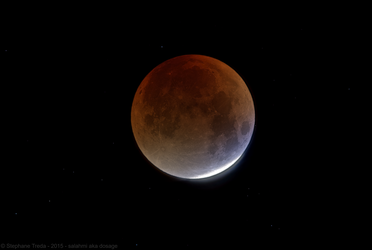 Lunar Eclipse (2) by Salahmi