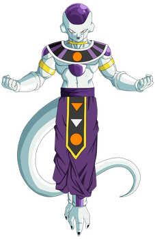 Frieza 4th Form God of Destruction by obsolete00