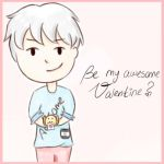 Be my Valentine? *APH-Prussia* by MischievousRibbon