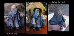 Gandalf the Grey by BlueOakRogue