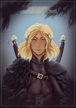The Antivan Crow by MMtheMayo