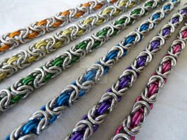 Rainbow I by S-Chainmaille