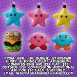 June Amigurumi Sale! by QueenNekoyasha