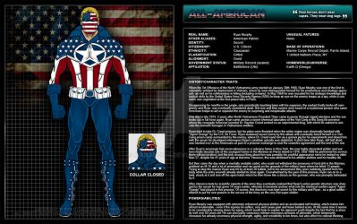All-American (USA) by MadJack-S