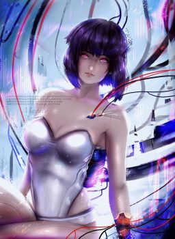 Ghost In The Shell by magato98