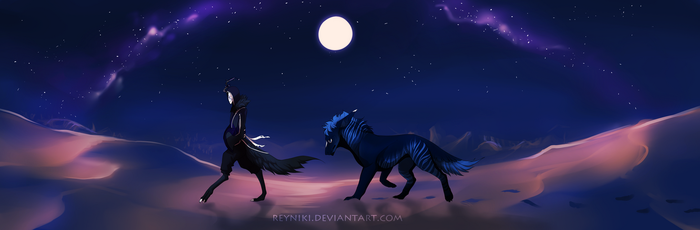 [ARPG] Star Walkers by Reyniki