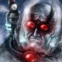 Mr. Freeze: When Hell freezes over! by mkozmon