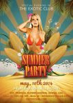 Summer Party In The Exotic Club by n2n44