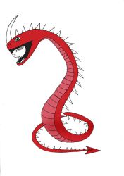 SNAKE SERPENT DRAGON by G40