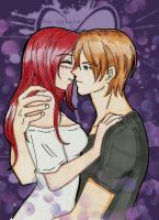 Leon and Claire : A kiss that changes everything by LeonandClaireBSAA
