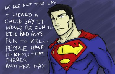 Superman - Another Way by ArmandDj