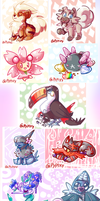 POKEMON TWITTER RQ BATCH