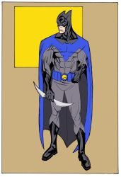batman 2.0 by johnsonverse