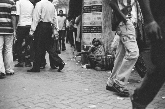 indian streets3 by wo0dman