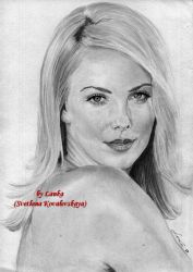 Charlize Theron by Lanka-ultra