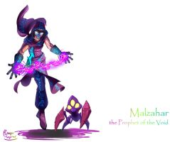 [Void team] Malzahar by dw628