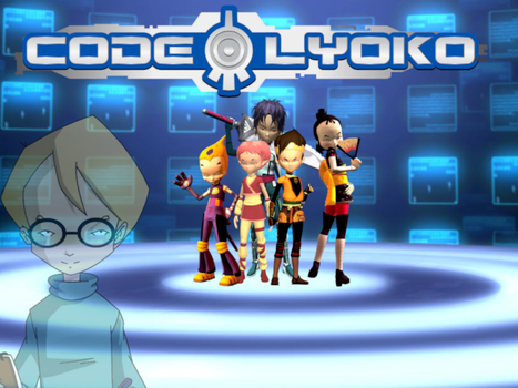 Code Lyoko fan-made wallpaper by idris2000
