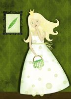 The princess and the pea by choumie