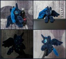 Tiny Plush Princess Luna by Valmiiki