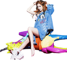 Jessica SNSD render by classicluv