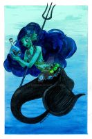 Sea witch #mermay by Momagie