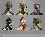 Dalgol Concepts by mikaelquites