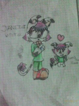 .:Jane the White tiger:. by Dixythefox