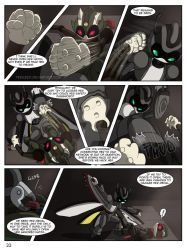page 22 - disconnection - Suzumega Medabot 2 by AltairSky