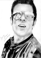 Johnny knoxville by lohziviani