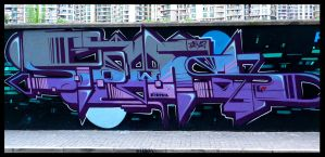 Shanghai Graffiti 140 by sylences