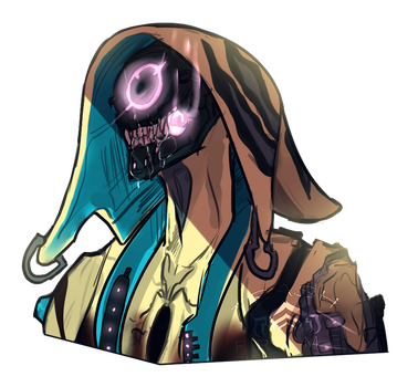 Raffle: Ivara by InterstellarFarts