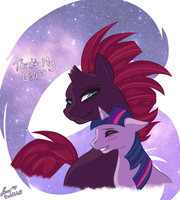That's My Girl :: Tempest x Twilight by BeulahWolf