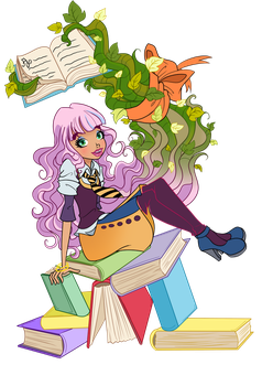 Astoria Rapunzel by CogwheelFairy