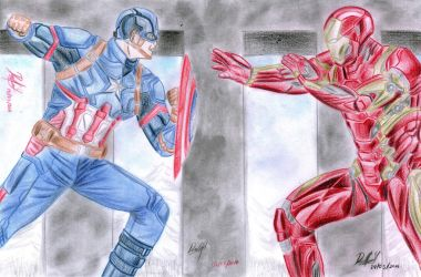 Civil War (final version) by danielcamilo