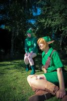 The Children of the Forest by Leonie-Heartilly