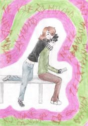 .::Ore and Knomo::. by rasea