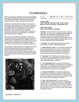 5th Edition Pathfinders by ColonelMarksman