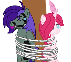 COLLAB: How'd We Get Roped Into This? by Winter-Wondermare