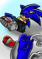 Sonic gets Tailed by ReallyReallyBigBang