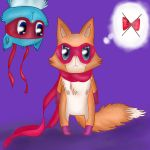 [First chibi-furry style] Foxy and Splendid by Inexpressif