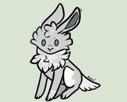 CLOSED : Hare Adopt by Violeta-Adopts